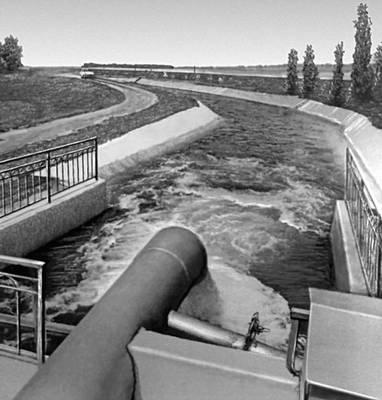 Химические загрязнения воды